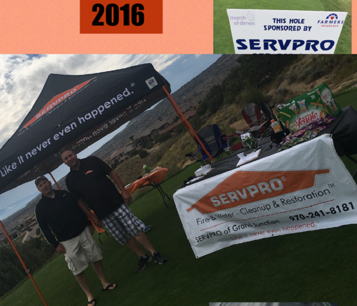 2016 march of dimes golf fundraiser