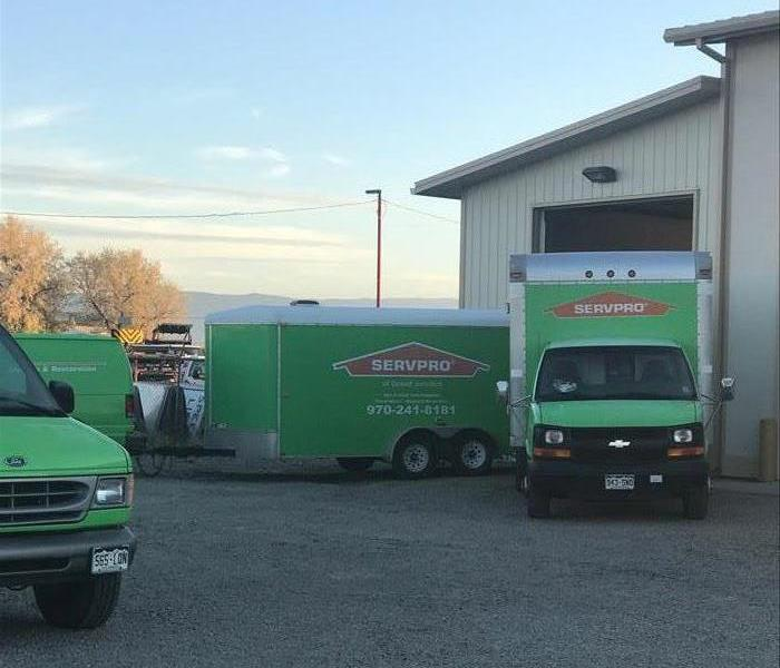 General SERVPRO ready for whatever happens