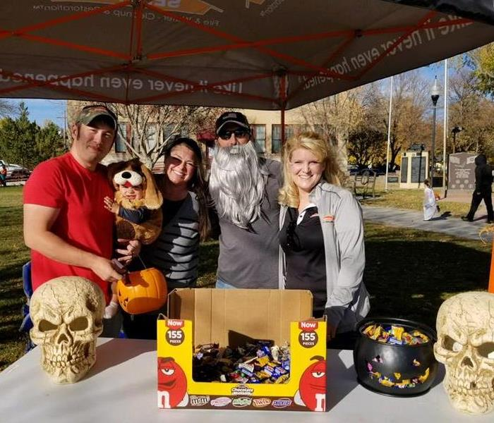 Community SAFE HALLOWEEN FUN